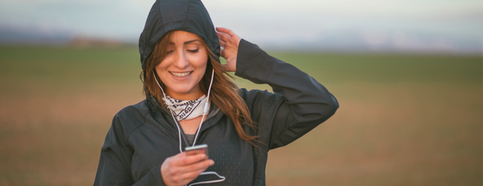 The Benefits of Running With Music